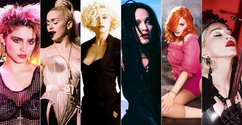 Madonna Drag Brunch + Costume Contest