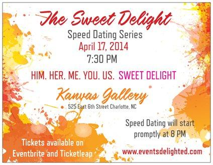 Sweet Delight Speed Dating Series