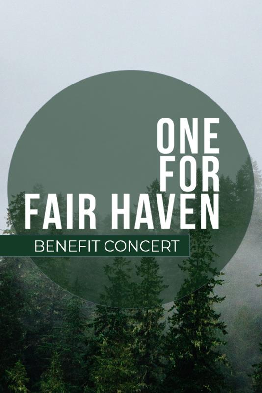 One For Fair Haven Benefit Concert