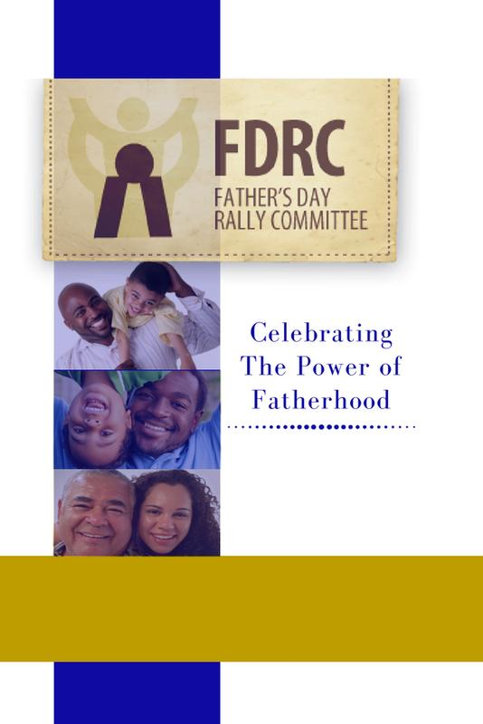 Annual Father's Day Rally Committee Awards Ceremony & Reception