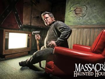Massacre Haunted House & Fear Factory 3D