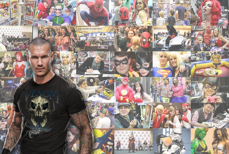 WWE® Randy Orton® Friday VIP @ Wizard World Philadelphia 2015