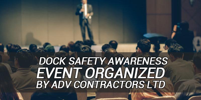 Dock Safety Education Awareness