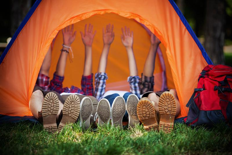 LLCH Camp Out at Cave Run