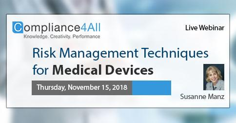 Ensuring Medical Devices are safe and [Effective] for Intended Uses