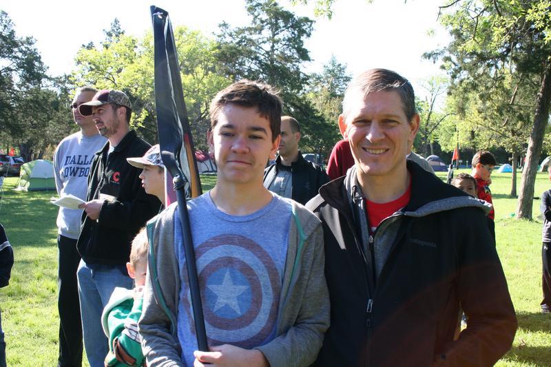 DFW Father & Son Campout