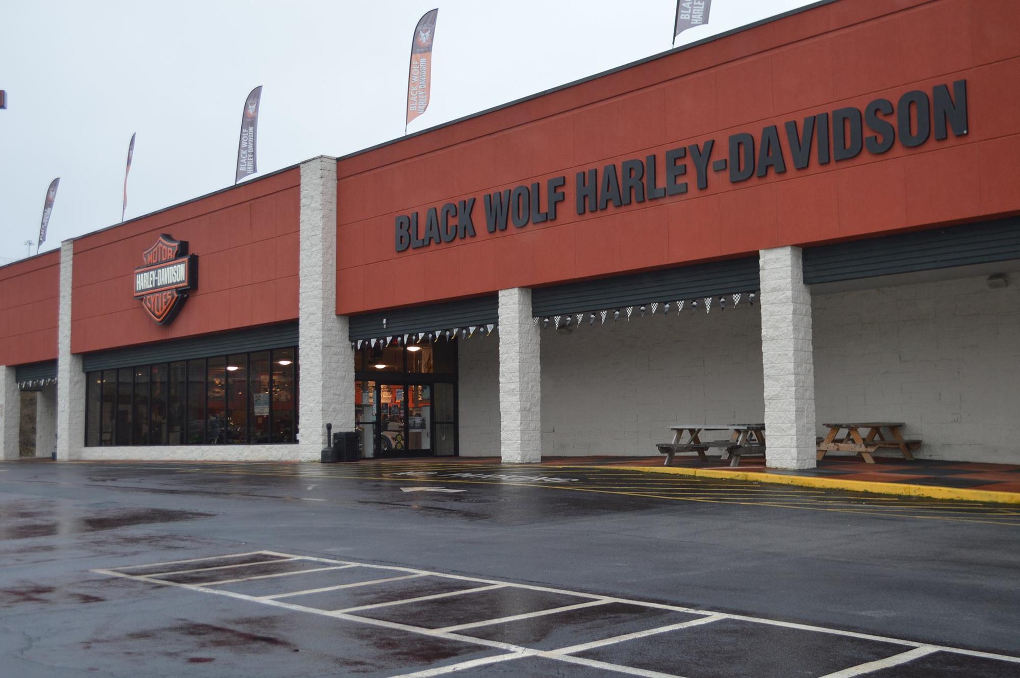 black wolf harley-davidson's birthday bash vip party tickets in