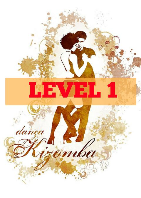 Kizomba Alegria Dance LEVEL 1 Class