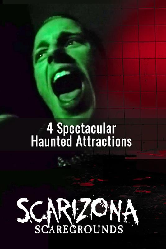Scarizona Scaregrounds: PRE-SALE