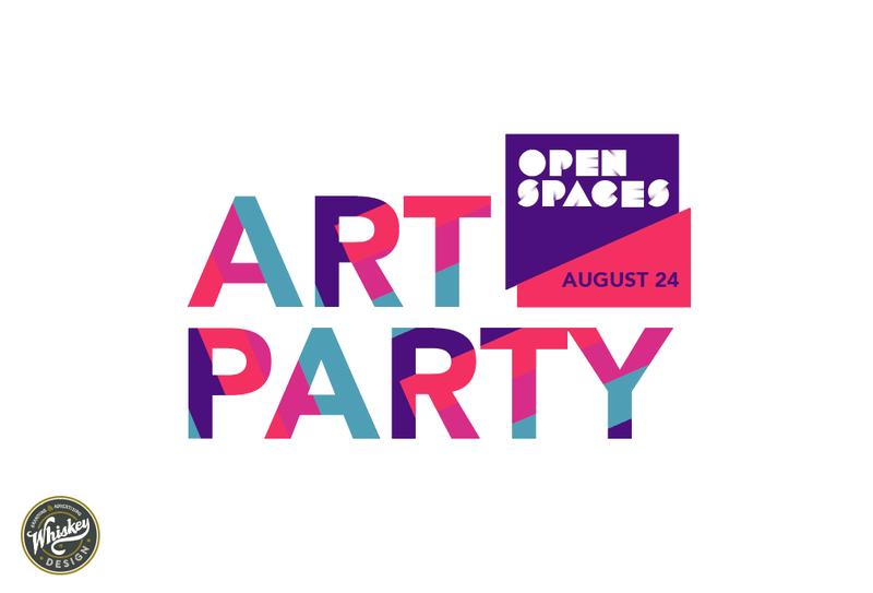 Open Spaces ArtParty