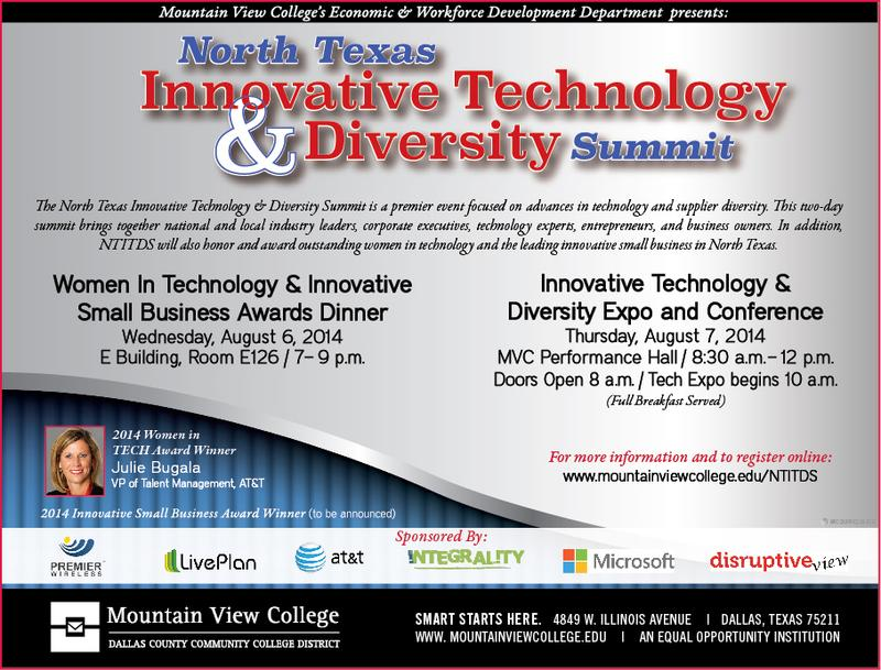 North Texas Innovative Technology and Diversity Summit