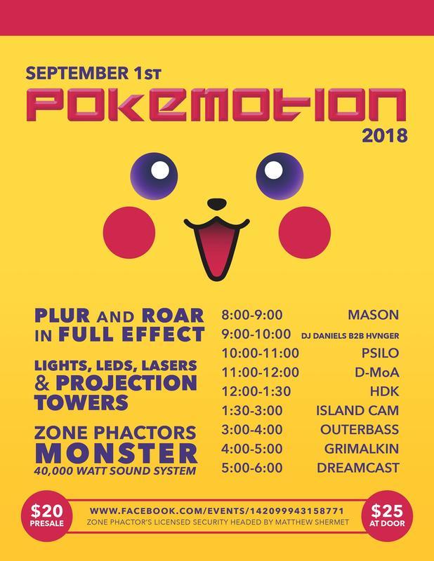 Pokemotion 2018