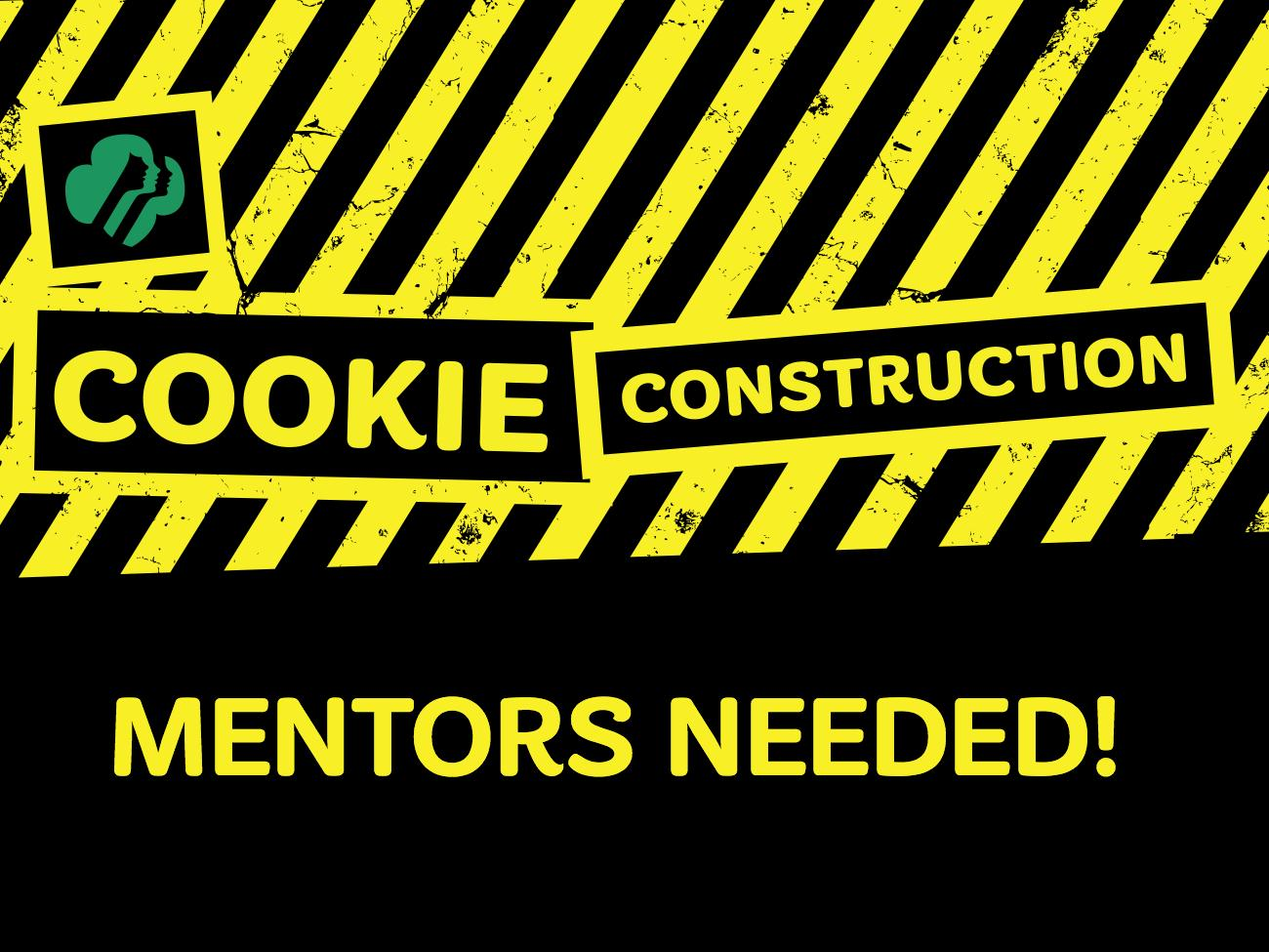 Cookie Construction Mentor Recruiting Happy Hour
