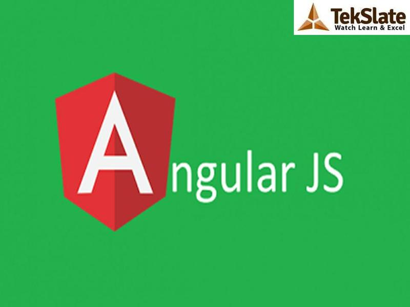 Build Your Career With  AngularJS Training