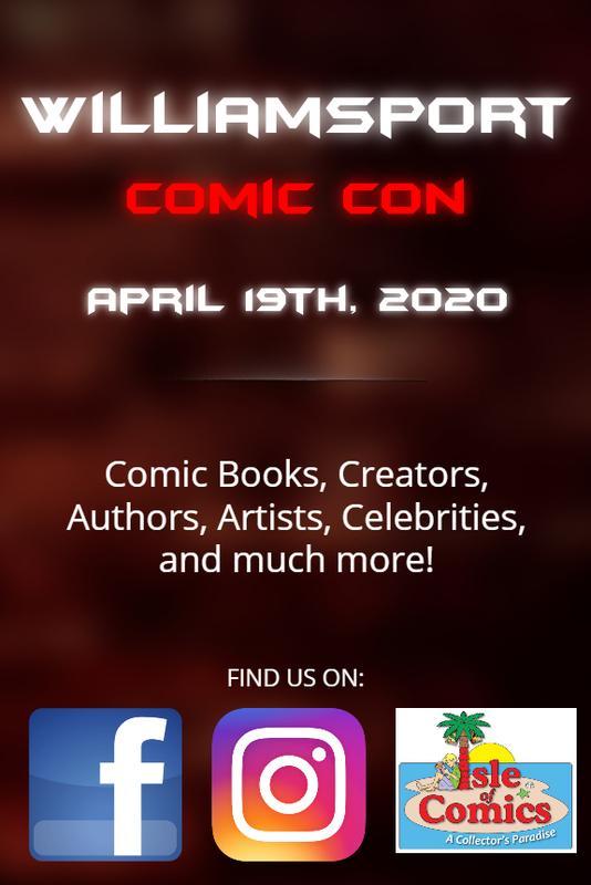 Williamsport Comic Con 2020
