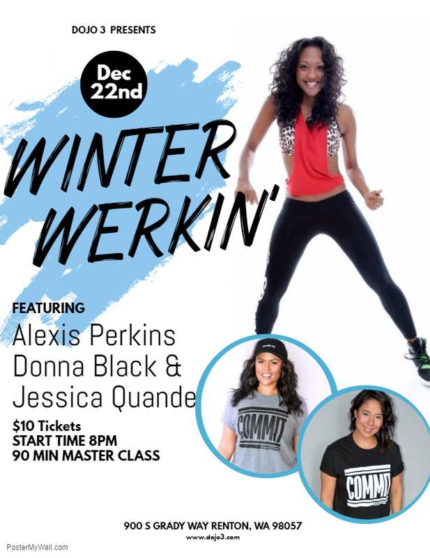 Winter Werkin' Master Class