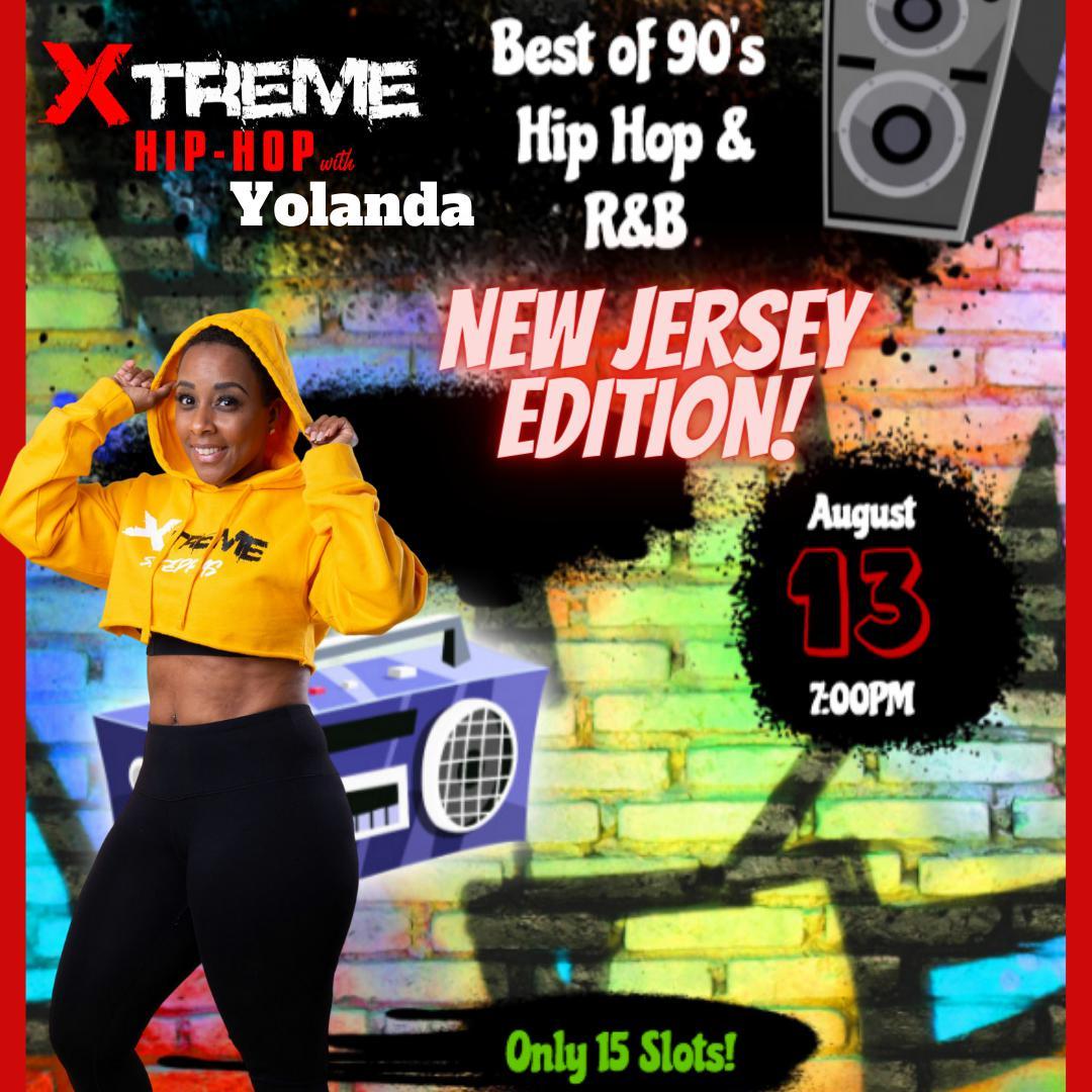 Xtreme Hip Hop with Yolanda New Jersey Edition