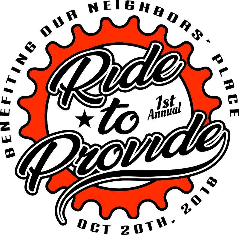 Ride to Provide: POSTPONED