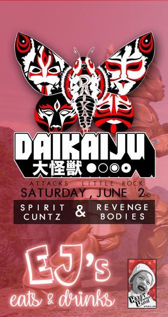 Daikaiju / Spirit Cuntz / Revenge Bodies
