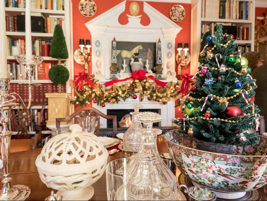2016 Chestnut Hill Christmas Holiday House Tour