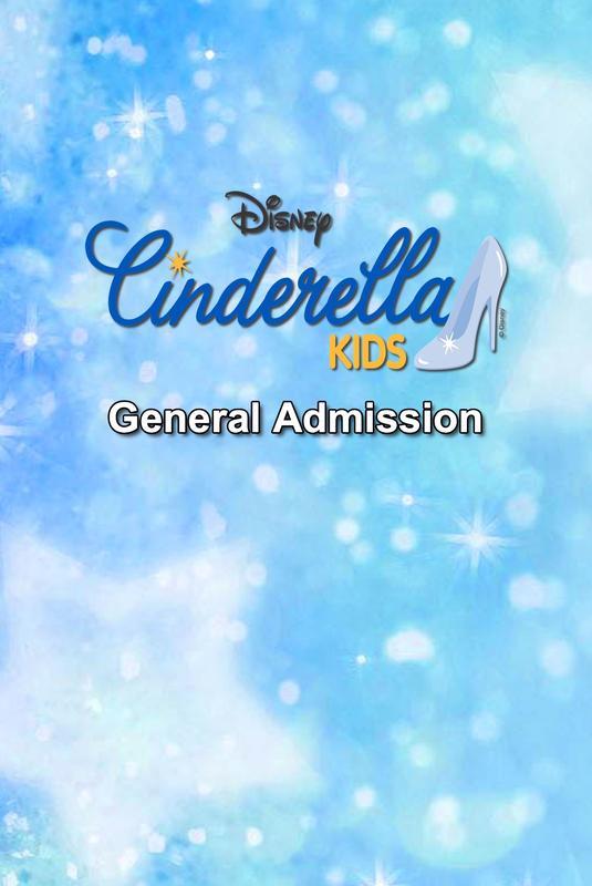 Cinderella, Kids - General Admission