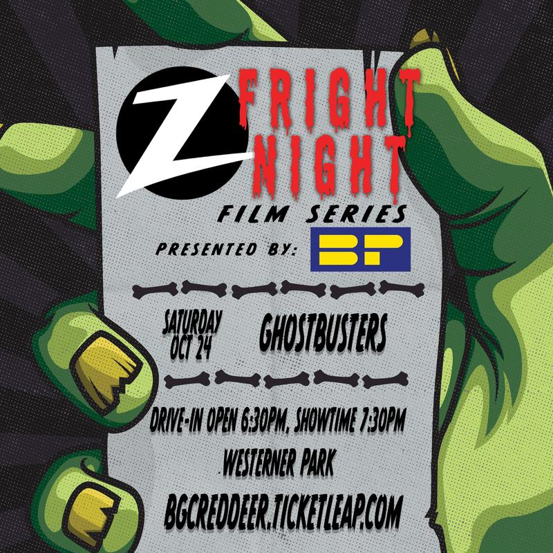 ZED Fright Night Film Series - Oct 24 Ghostbusters