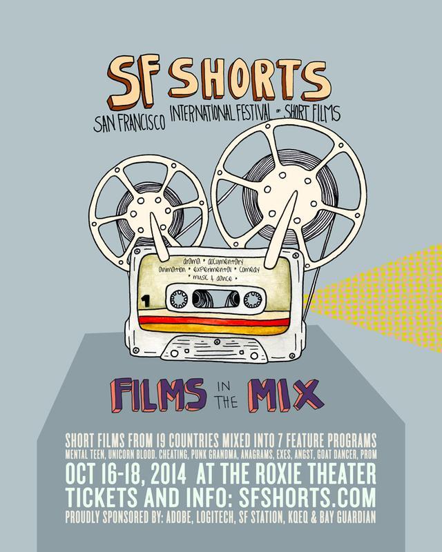 SF Shorts 2014 Film Mix Five