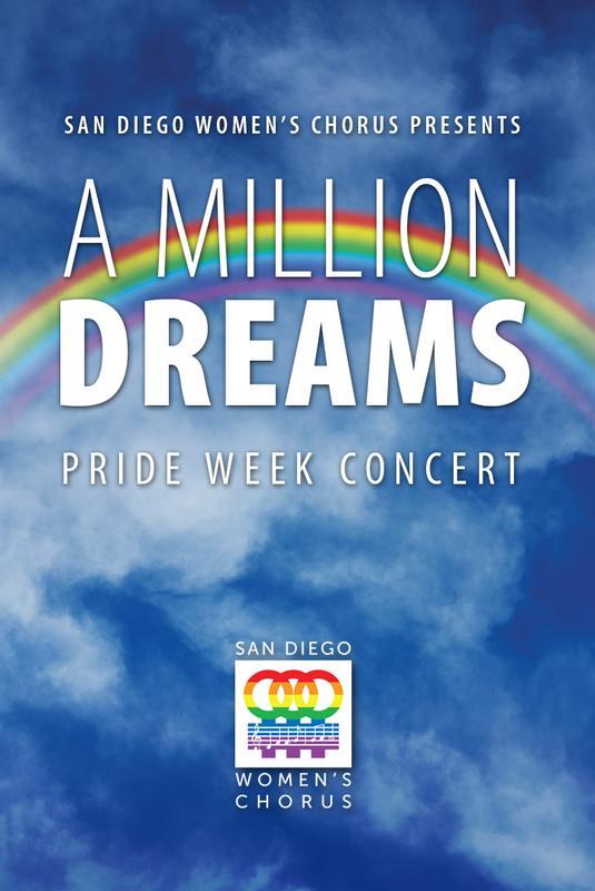 A Million Dreams: SDWC's 2018 Pride Concert