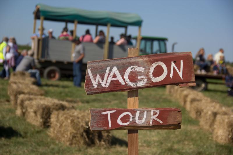 Wagon Trail Farm Tour