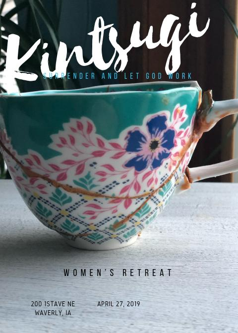 Kintsugi Women's Retreat