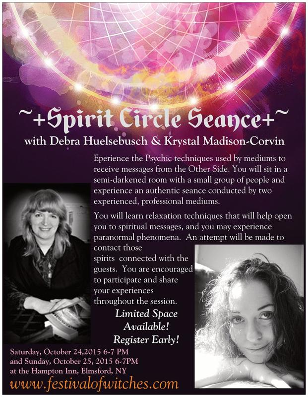 Spirit Circle Seance