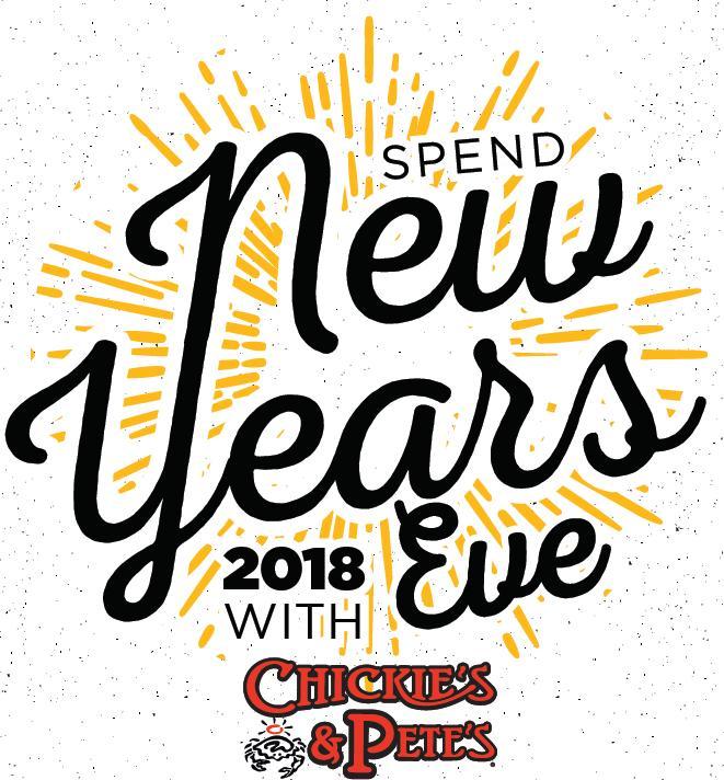 New Years Eve @ Parx Casino 2018