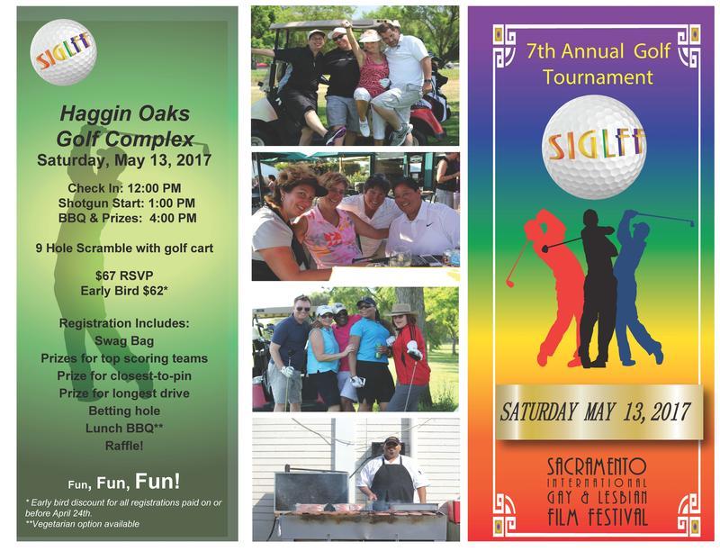 SIGLFF 7th Annual Golf Tournament
