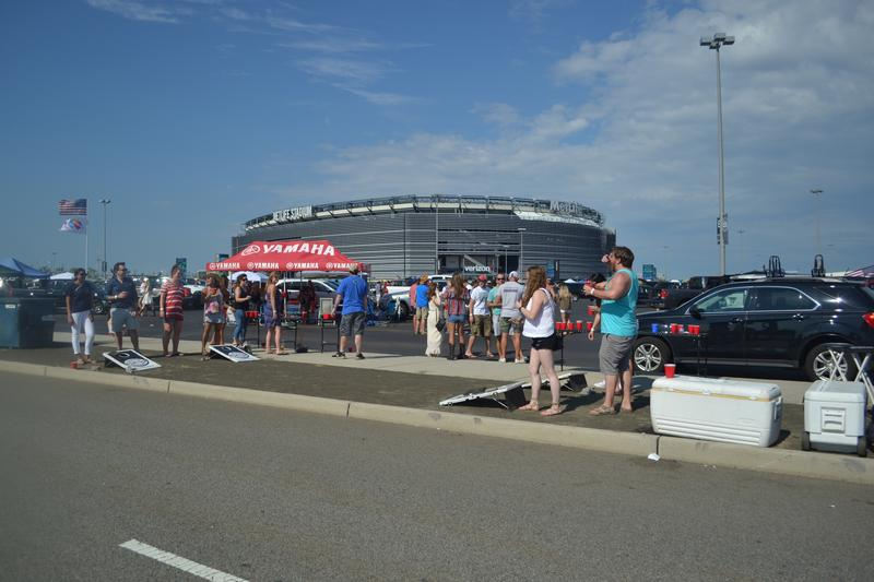 Taylor Swift Tailgate