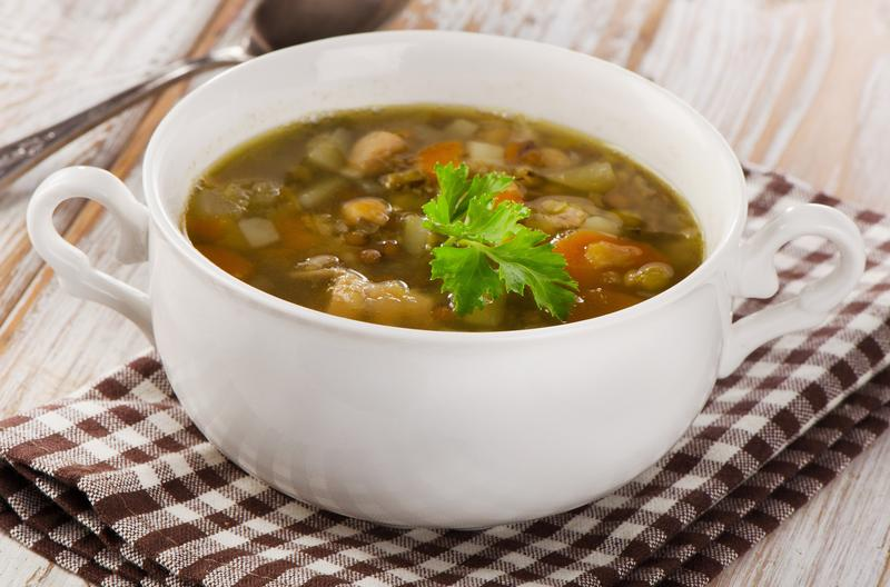 Lunch & Learn: Wintertime Soup and Salad