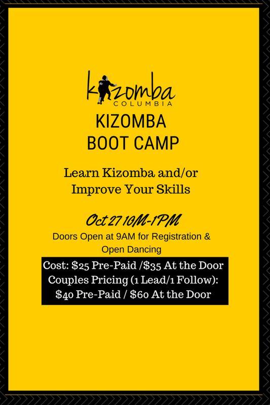 Kizomba Boot Camp
