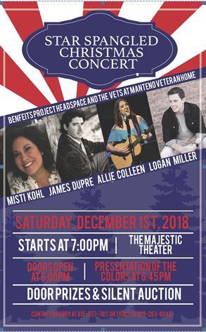 Star Spangled Christmas Concert