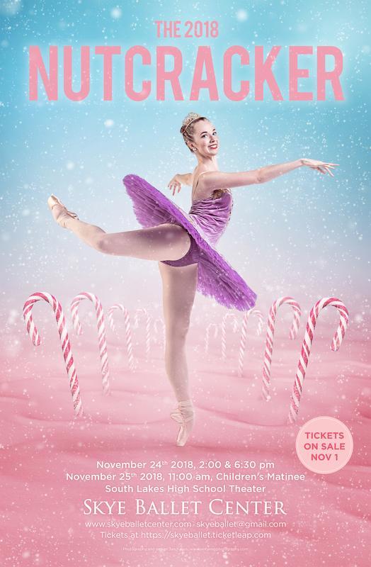Skye Ballet Center Nutcracker