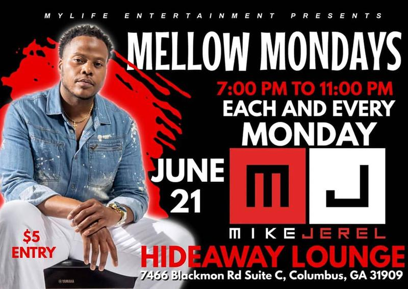 Mellow Mondays with Mike Jerel