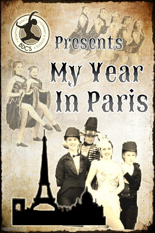 My Year In Paris