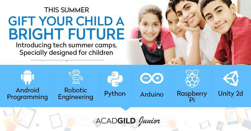 Technology  Summer Camp