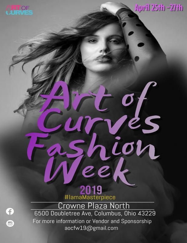 Art of Curves Fashion Week