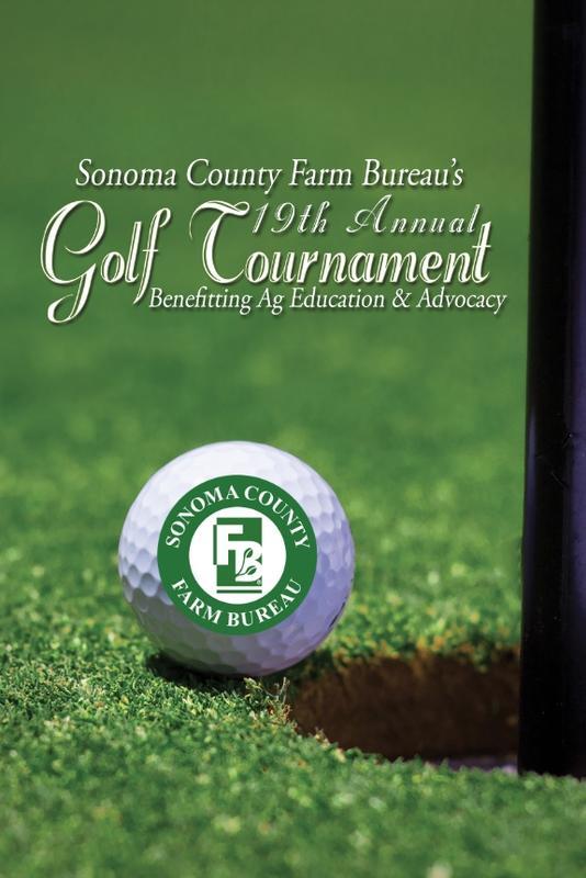 Sonoma County Farm Bureau's 19th Annual Golf Tournament