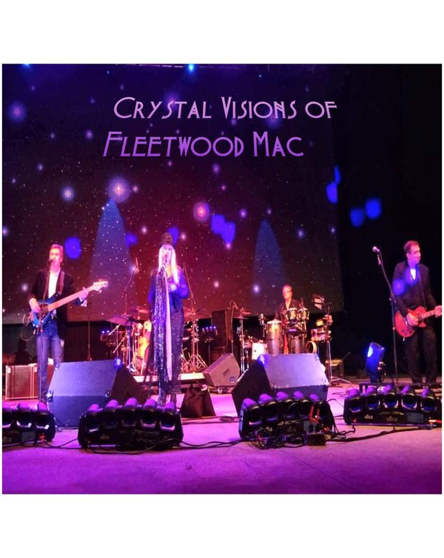 Crystal Visions of Fleetwood Mac Live Video Sessions & Concert