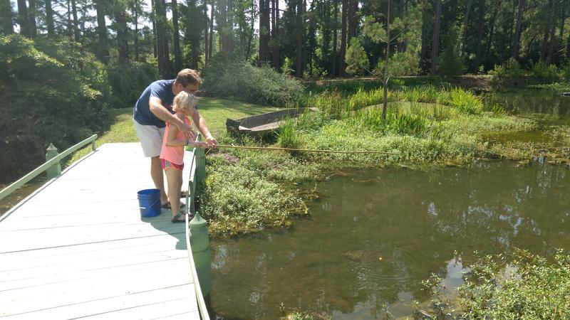 FAMILY PROGRAM: Gone Fishing