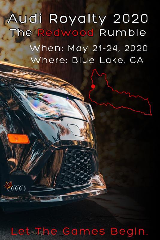 Audi Royalty 2020 | The Redwood Rumble