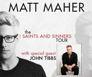 Matt Maher Tour Dates