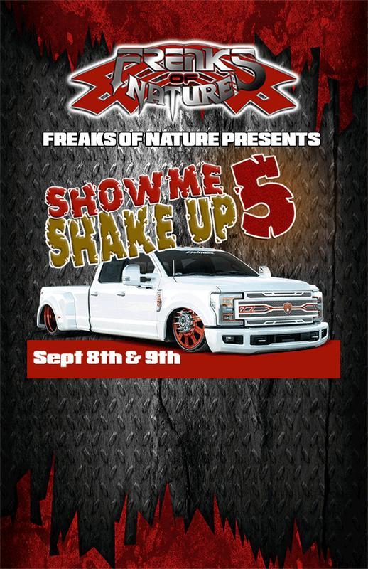 ShowMe ShakeUp