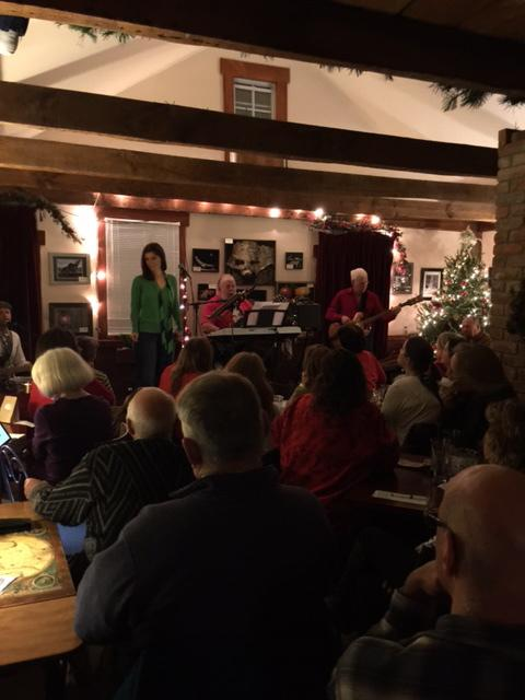 Annual Christmas Party with Uncle Steve Band - benefit