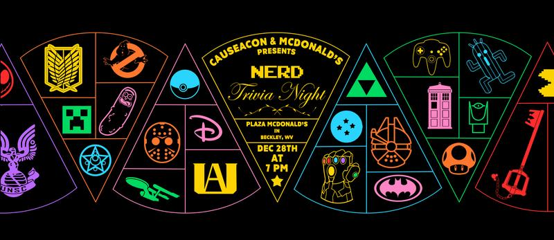 Nerd Trivia Night
